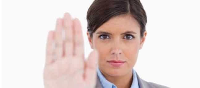 Comportement normal ou assertif dans l'affirmation de soi