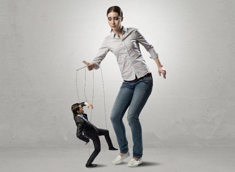 Comportement manipulateur dans l'affirmation de soi